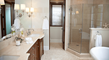 Showers, Vanities, Tile, Fixtures and More