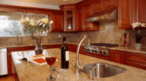 Kitchen Foors,Countertops, Cabinets, Backsplassh and more